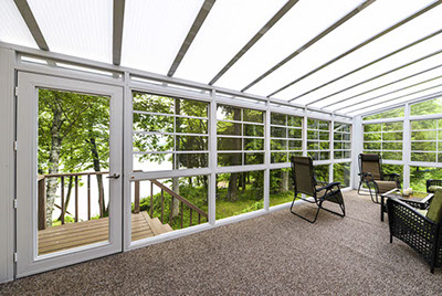 Sunspace Sunroom System