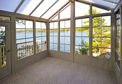 Sunspace Twin Cities Sunroom Systems