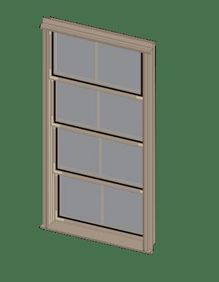 Sunspace Single Window Unit Illustration